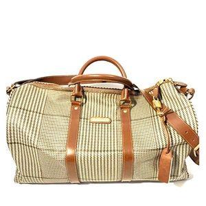 VTG POLO RL boston travel duffle Bag
